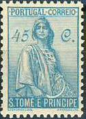 St Thomas and Prince 1934 Ceres - New Values h