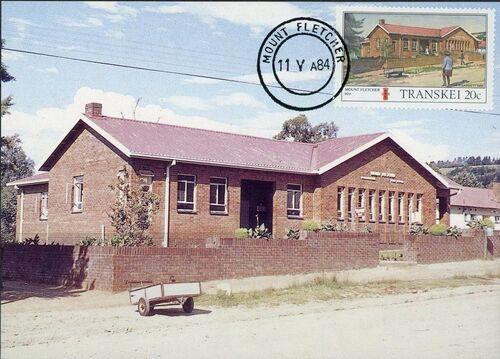 Transkei 1984 Post Offices MCb