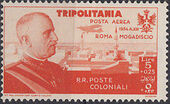 Tripolitania 1934 65th Birthday of King Victor Emmanuel III and Flight Rome to Mogadiscio h