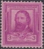 United States of America 1940 Famous Americans - Poets c