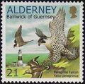 Alderney 2000 WWF Peregrine Falcon a.jpg