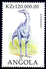 Angola 1998 Prehistoric Animals (1st Group) c