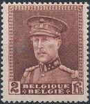 Belgium 1931 King Albert I (1st Group) e