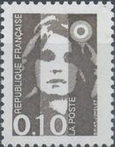 France 1990 Marianne - New Values a