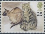Great Britain 1995 Cats b