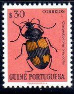 Guinea, Portuguese 1953 Guinea Insects c