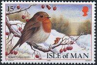 Isle of Man 1988 Christmas b