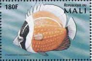 Mali 1997 Marine Life l