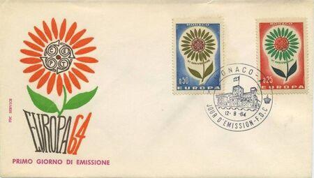 Monaco 1964 Europa m