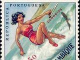 Mozambique 1962 Sports