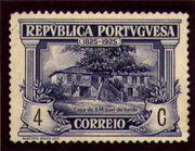 Portugal 1925 Birth Centenary of Camilo Castelo Branco c