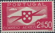 Portugal 1936 Symbol of Aviation (Air Post Stamps) c