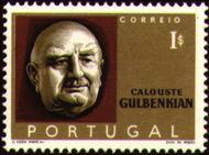 Portugal 1965 Calouste Gulbenkian a