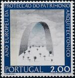 Portugal 1975 European Architectural Heritage Year a