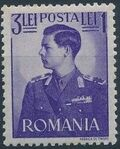 Romania 1940 King Michael I - Semi-Postal (1st Group) c