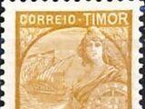 Timor 1934 Padrões