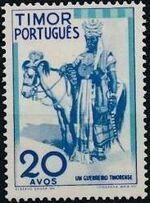 Timor 1948 Native People f