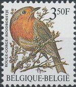 Belgium 1986 Birds (A) a
