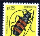 Guinea, Portuguese 1953 Guinea Insects