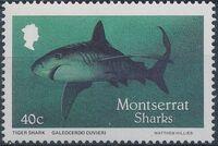 Montserrat 1987 Sharks a