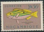 Mozambique 1951 Fishes k