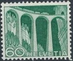 Switzerland 1949 Landscapes and Technology k