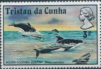 Tristan da Cunha 1975 Whales b