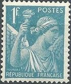 France 1944 Iris (3rd Group) b