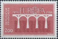 France 1984 EUROPA a