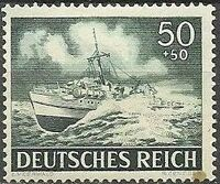 Germany-Third Reich 1943 Armed Forces and Heroes Day l
