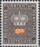 Liechtenstein 1969 Crown b
