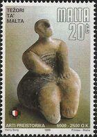 Malta 1996 Prehistoric Art c