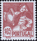 Portugal 1941 National Costumes (1st Issue) b