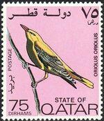 Qatar 1972 Birds g