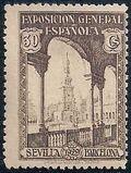 Spain 1929 Seville-Barcelona Exposition h