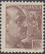 Spain 1939 General Franco - 1st Group k