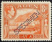 Aden 1939 Scenes - Definitives hs