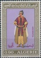 Algeria 1972 Regional Costumes (2nd Issue) d