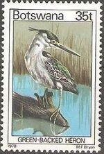 Botswana 1978 Birds of Botswana l