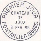 France 1965 Tourism PMb