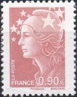 France 2009 Marianne & Europe b