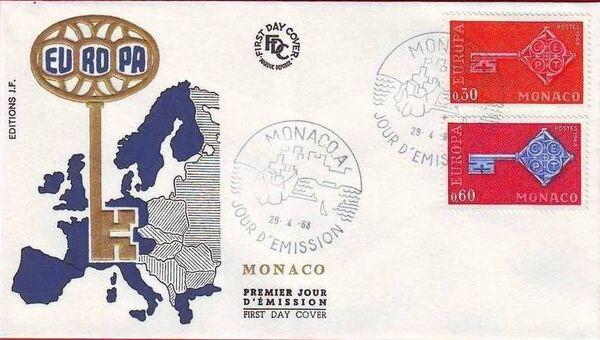 Monaco 1968 Europa h