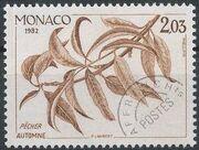 Monaco 1982 The Four Seasons of the Peach Tree c