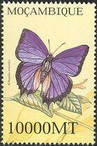 Mozambique 2002 Butterflies g