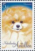 Netherlands Antilles 2004 Dogs b