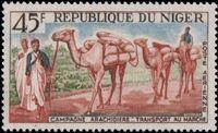 Niger 1963 Niger's Peanut Industry b