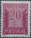 Portugal 1940 Postage Due Stamps c