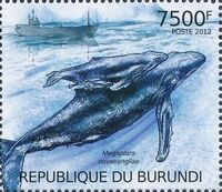 Burundi 2012 Protection of Nature - Save the Whales i