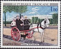 France 1967 French Art (1967-1) a