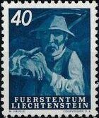 Liechtenstein 1951 Farm Labor g